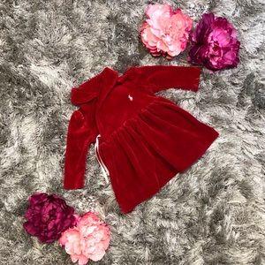 🤶🏻 Ralph Lauren Dress Baby size 6M